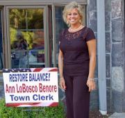 Ann Benore Kickoff